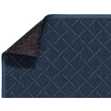 Anderson Enviro Plus™ PET Polyester Indoor Wiper Mat, 6' x 20', Indigo