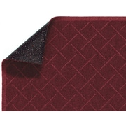Anderson Enviro Plus™ PET Polyester Indoor Wiper Mat, 4' x 10', Regal Red