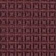 Anderson Eco Select™ PET Polyester Indoor Floor Mat, 4' x 6', Maroon