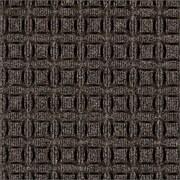 """Andersen Eco Select PET Polyester Indoor Mat 36"""" x 24"""", Chestnut Brown"""