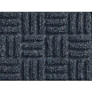 Andersen Waterhog Masterpiece Select Polypropylene Indoor Wiper Mat, 3' x 20', Ocean Wave with Cleated Backing