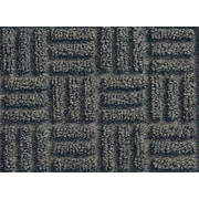 Andersen Waterhog Masterpiece Select Polypropylene Indoor Wiper Mat, 4' x 20', Pewter with Cleated Backing