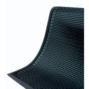 "Andersen Superscrape Nitrile Rubber Indoor Mat 72"" x 48"", Black"
