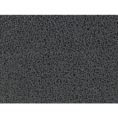 Anderson Frontier Vinyl Outdoor Scraper Mat, 4' x 60', Dark Gray