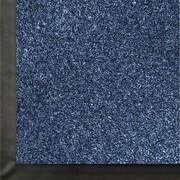 """Andersen Impressionist Olefin Fiber Indoor Mat 36"""" x 24"""", Academy Blue"""
