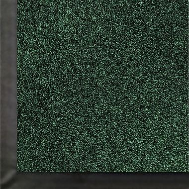 Anderson Impressionist Olefin Fiber Indoor Floor Mat, 3' x 10', Forest Green
