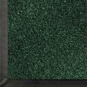 Anderson Impressionist Olefin Fiber Indoor Floor Mat, 4' x 60', Forest Green