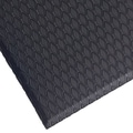 Anderson Cushion Max™ Nitrite Anti-Fatigue Mat Without Holes, 2' x 3', Charcoal