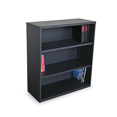 Marvel® Ensemble® 40in. x 36in. x 14in. Three Shelf Bookcases