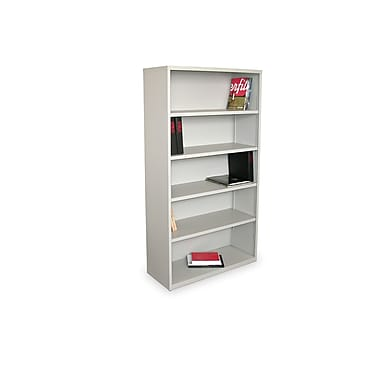 Marvel® Ensemble® 65in. x 36in. x 14in. Five Shelf Bookcase, Featherstone