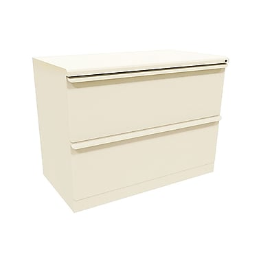 Marvel® Zapf® 28in. x 36in. x 19in. Two Drawer Lateral File, Pumice