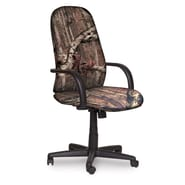 Marvel® Allegra® Fabric High-Back Executive Chair W/Loop Arms & Swivel Tilt, Mossy Oak®