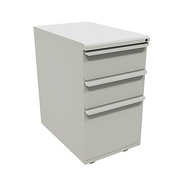 Marvel Zapf 3 Drawer Mobile/Pedestal File, Putty/Beige,Letter/Legal, 15''W (762805304027)