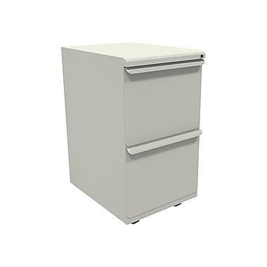 Marvel Zapf 2 Drawer Mobile/Pedestal File, Putty/Beige,Letter/Legal, 15''W (762805300227)
