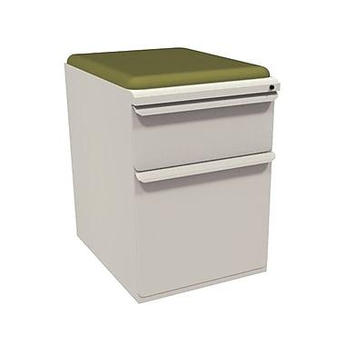 Marvel Zapf 2 Drawer Mobile/Pedestal File, Putty/Beige,Letter/Legal, 15''W (762805003784)