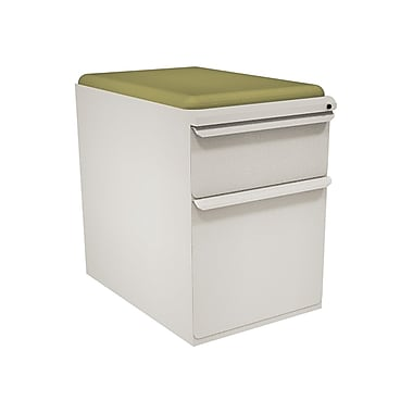Marvel Zapf 2 Drawer Mobile/Pedestal File, Putty/Beige,Letter/Legal, 15''W (762805003814)