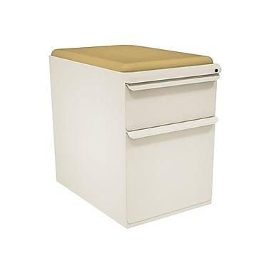 Marvel Zapf 2 Drawer Mobile/Pedestal File, Putty/Beige,Letter/Legal, 15''W (762805004286)