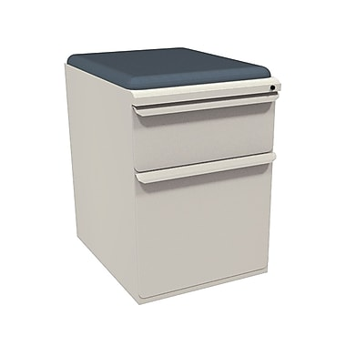 Marvel Zapf 2 Drawer Mobile/Pedestal File, Putty/Beige,Letter/Legal, 15''W (762805004507)