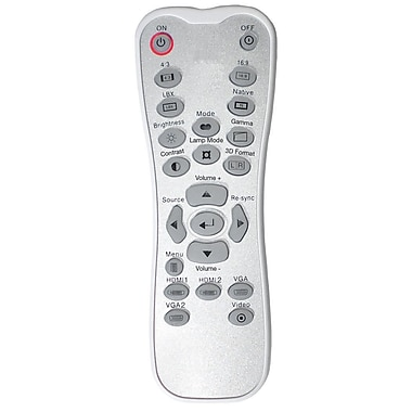 Optoma BR-3067B Backlight Remote Control For HD25-LV