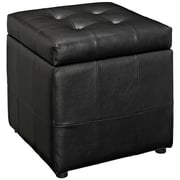 Modway Volt Storage Padded Faux Leather Ottomans