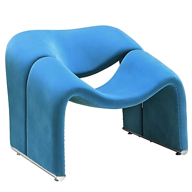 Modway Cusp Fabric Lounge Chairs