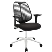 LexMod EEI-1173-BLK Office Chair