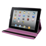 Natico 60-IA360-PR Faux Leather Folio Case for Apple iPad Air, Purple