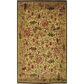Shaw Rugs Accents Chablis Natural Rug; 5'3'' x 7'10''