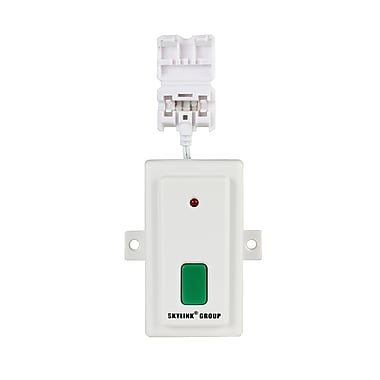 SkyLink® HomeControl GB-318 SmartButton Garage Door Controller, White