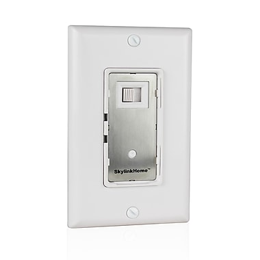 SkyLink® HomeControl WR-001 Wall Switch Dimmer, White