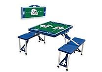 NFL Licensed Digital Print ABS Plastic Sport Picnic Tables, Assorted Teams