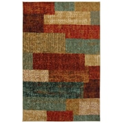 Mohawk® Urban Abstract Nylon Rug, 96 x 120