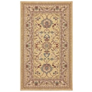 Karastan® Sierra Mar Ventana New Zealand Wool Rug, 2'5 x 4', Maize