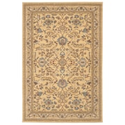 Karastan® Sierra Mar Ventana New Zealand Wool Rug, 5'6 x 8'3, Maize