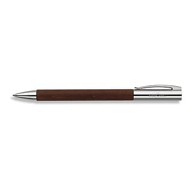 Faber-Castell Ambition Ballpoint Pen, Pearwood Brown