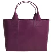 Paperthinks™ Rainbow Collection 10 x 15 x 5 Shopping Bag, Burgundy