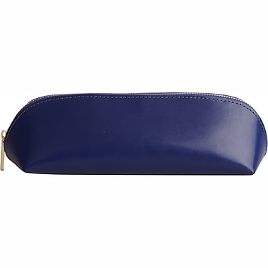 Paperthinks™ Classic Collection Long Pouch, Navy Blue