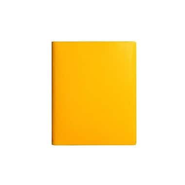 Paperthinks™ Rainbow Collection Extra Large Sketch Book, 17.8 x 22.8 cm, Yellow Gold