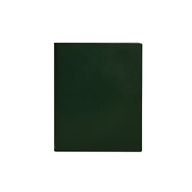Paperthinks™ Rainbow Collection Extra Large Sketch Book, 17.8 x 22.8 cm, Deep Olive