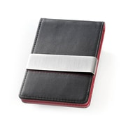 Troika® Wallet With Money Clip, Red Pepper