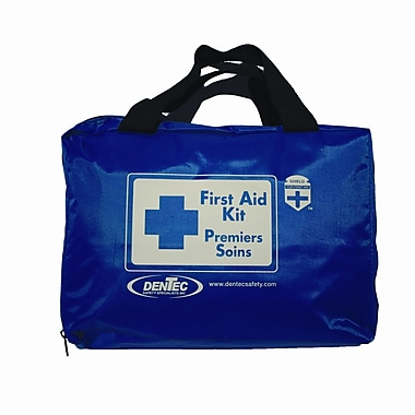 Shield Schedule (10)1 Regulation Bulk First Aid Kit, Ontario, 16-200 Persons, Softpack