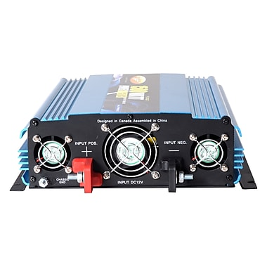 PowerBright 12V 2000W Continuous Modified Sine Wave Power Inverter