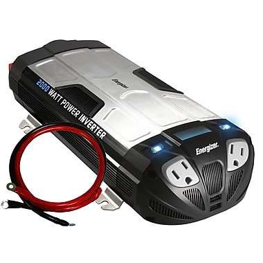 Energizer 2000W Power Inverter