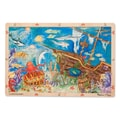 Melissa & Doug® Sunken Treasures Jigsaw Puzzle, 96 Pieces