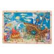 Melissa & Doug® Sunken Treasures Jigsaw Puzzle, 96 Pieces