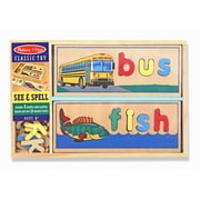Melissa & Doug® See and Spell Learning Toy