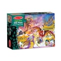 Melissa & Doug® Dragon Storm Cardboard Jigsaw Puzzle, 500 Pieces