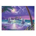 Melissa & Doug® Seaside Stallions Cardboard Jigsaw Puzzle, 500 Pieces