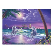 Melissa & Doug® Seaside Stallions Cardboard Jigsaw Puzzle, 500 Pieces