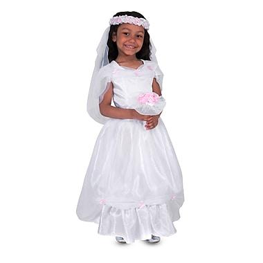 Melissa & Doug® Child Bride Costume